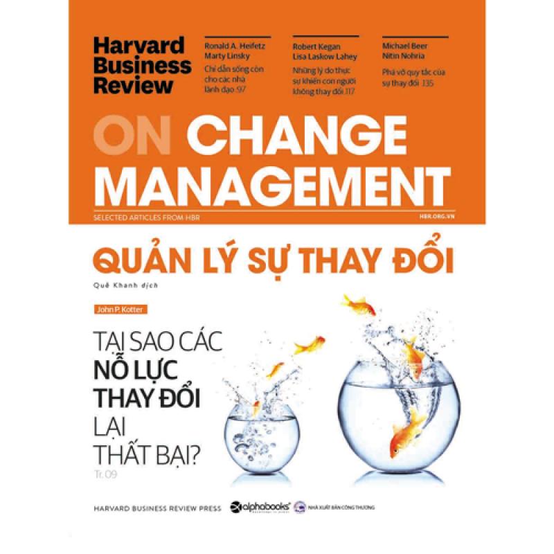 HBR ON CHANGE MANAGEMENT - Quản Lý Sự Thay Đổi