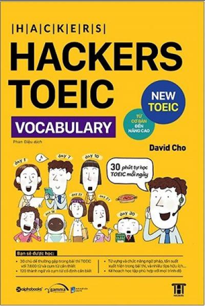 Hackers Toeic Vocabulary