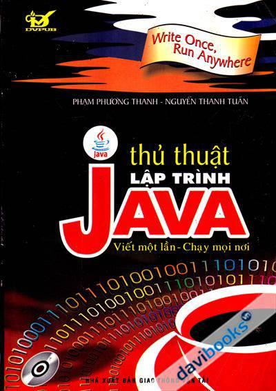 Thủ Thuật Lập Trình Java