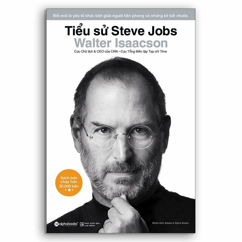 Tiểu Sử Steve Jobs (Tái Bản)