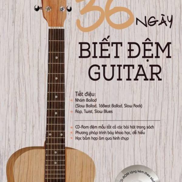 36 ngày biết đệm Guitar