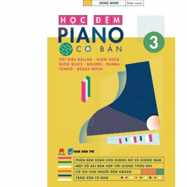 Học đệm Piano cơ bản (Phần 3)