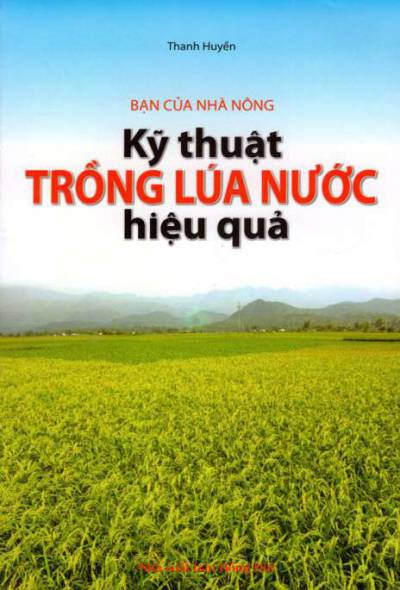 Bạn Của Nhà Nông - Kỹ Thuật Trồng Lúa Nước Hiệu Quả