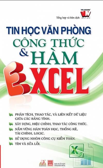 Tin Học Văn Phòng - Công Thức & Hàm Excel